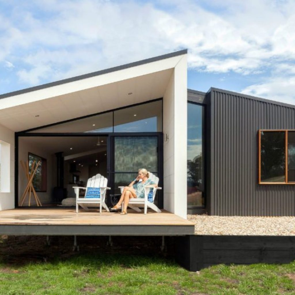 Rumah minimalis modern 1 lantai tahun 2020