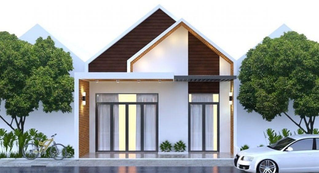 Rumah Minimalis Tampak Depan 123berita