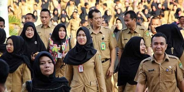 Aparatur Sipil Negara (ASN). (Dok. Istimewa / setkab.go.id)
