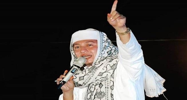 Habib Bahar bin Smith (Dok. Istimewa/Instagram-@widiacndra23)