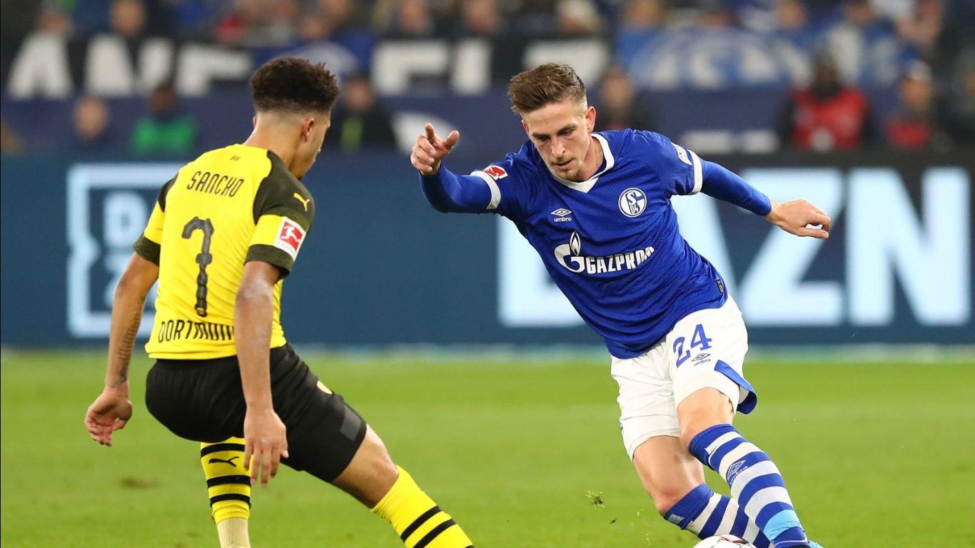 Schalke Gegen Dortmund 2020