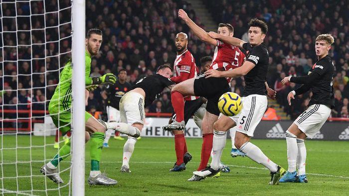Link Live Streaming Manchester United vs Sheffield United, Liga Inggris 2020 Pekan 31
