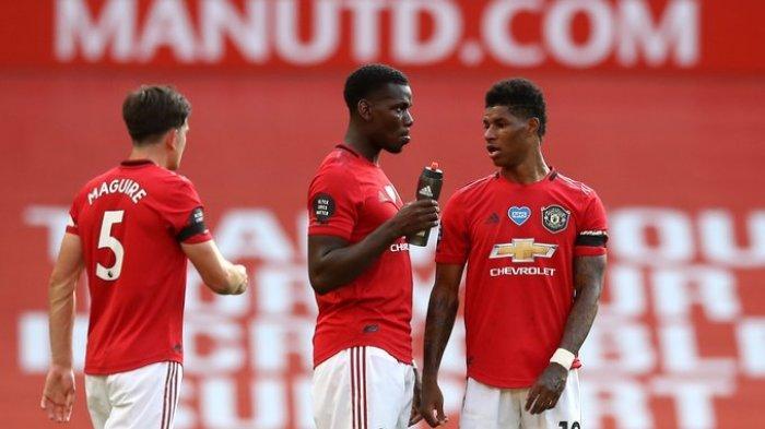 Link LIVE STREAMING Brighton Albion vs Manchester United, Jadwal Liga Inggris Pekan 32