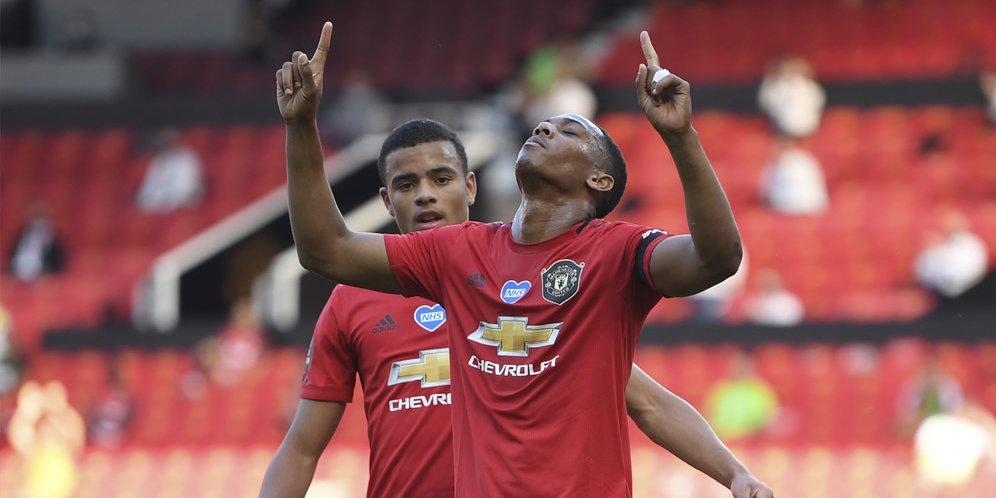 Streaming Liga Inggris 2020 : Aston Villa vs Manchester United, Lanjutkan Tren Positif