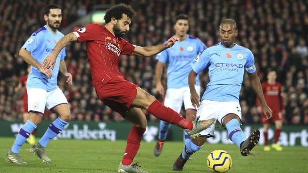 Link Live Streaming Manchester City vs Liverpool, KLIK DISINI, TONTON DISINI !