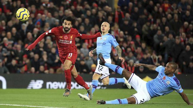 Prediksi Manchester City vs Liverpool Liga Inggris Pekan 32, Masih Semangat, Pep ?