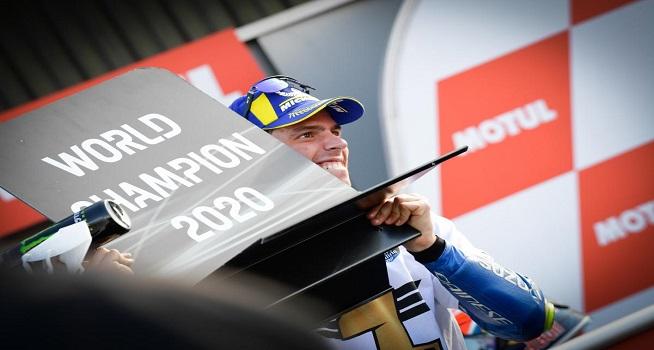 Juara Dunia MotoGP ™ 2020